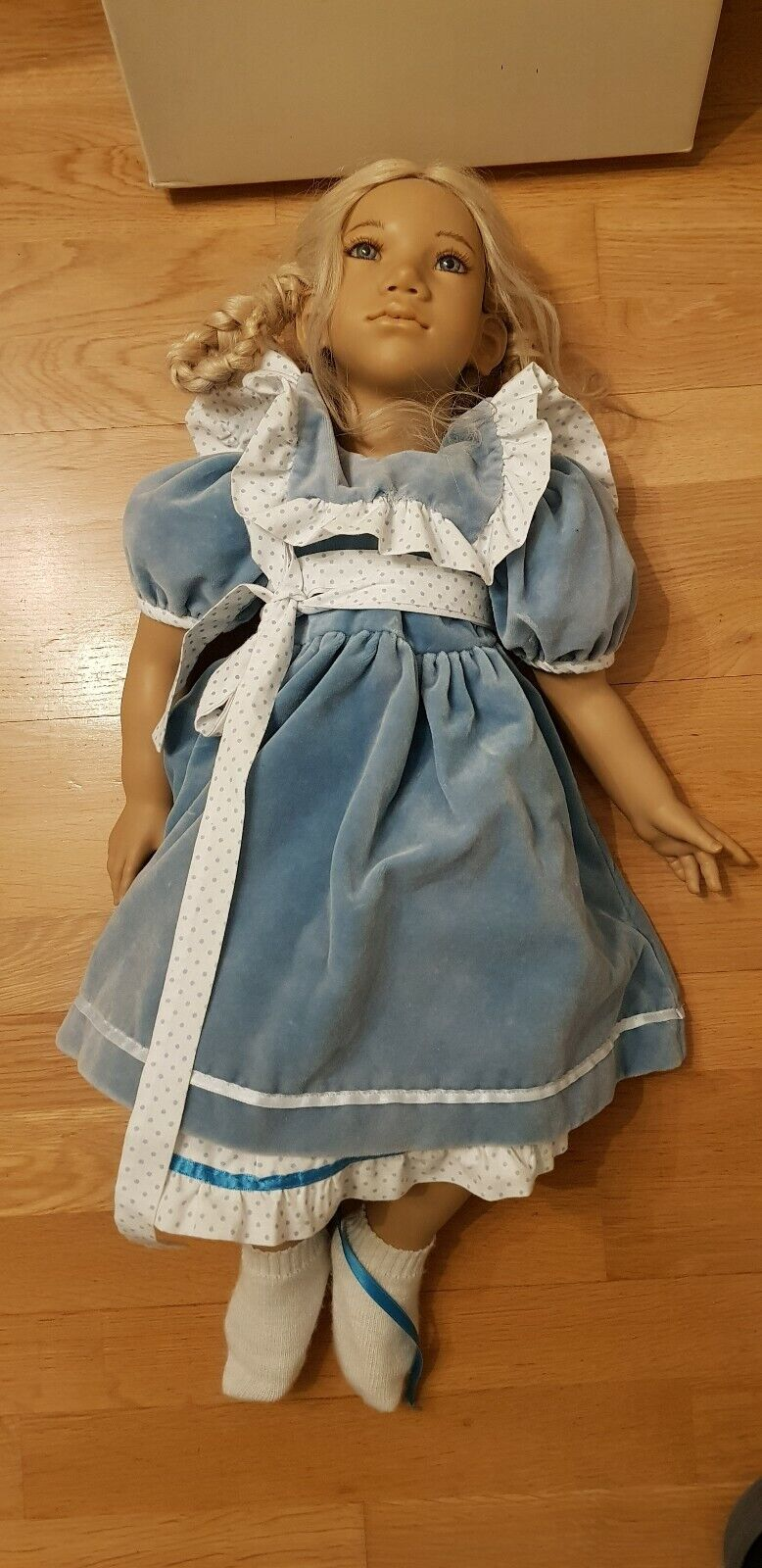 Alke Annette Himstedt Puppen, Original Mit Zertifikat