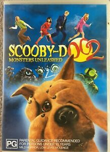 Scooby Doo 2 Monsters Unleashed Dvd Seth Green Tim Nelson Silverstone Ebay