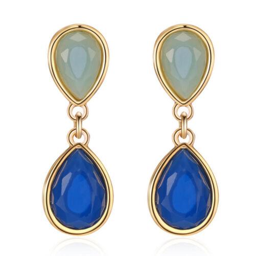 1Pair Elegant Women Lady Acrylic Fashion Earrings Ear Stud Dangle Jewelry Gift