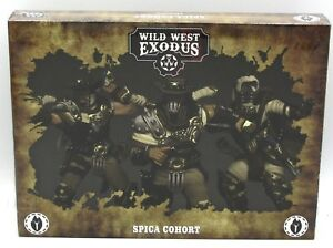 Plains Warriors and Stalkers Warcradle studios Wild West Exodus New