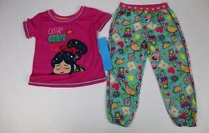 Wreck It Ralph PyjamasKids Disney PJsGirls Vanellope Pyjama Set