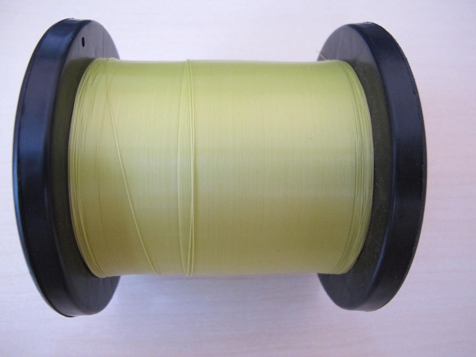 Asso Hard Skin 2 x spool Ultra Carp Fishing Line X12  Green 1000 m - 1640 m New