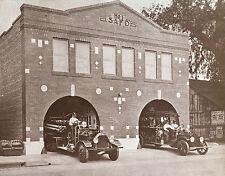 "SANTA ANA FIRE DEPARTMENT #1 SAFD Engines Trucks 1920s Photo Print 938 11"" x 14"""