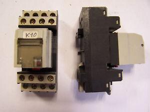 Telemecanique Relay RHN412B 24V New