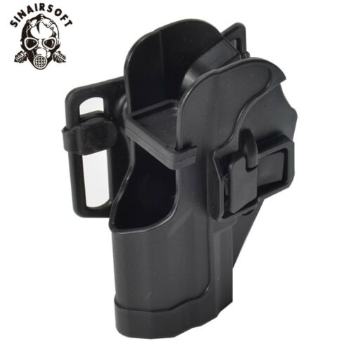 Tactical Paddle Belt Holster Right Hand Left Hand Pistol For HK Compact USP CQC