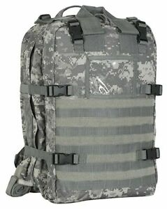 Elite First Aid STOMP Medical Kit w/ 300 Items ACU FA140