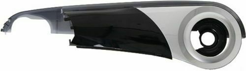 Tranzx Chain Case Smoke Transparent//Silver