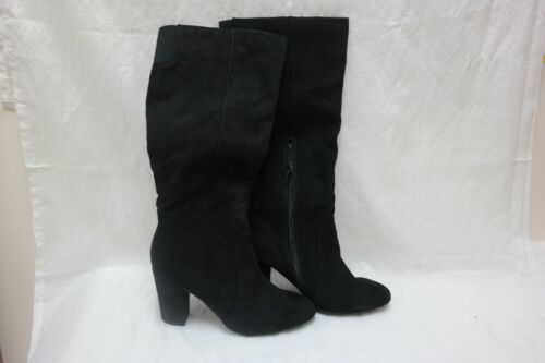 New Womens Metaphor Camille Knee High Fashion Boot Style 23505 Black 18F lr