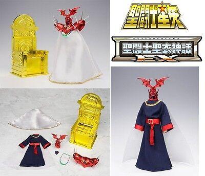 BANDAI MYTH CLOTH EX SAINT SEIYA GEMINI EX SAGA REVIVAL EDITION POPE SET