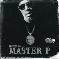 Master P - Featuring Master P [new Cd] Explicit on Sale