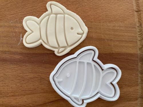 Fish Cookie Cutter