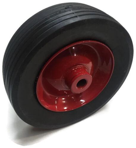 2 HD Steel Deck Wheels for Wheel Horse Toro 5305 110506 6x1.75 with Wheel Bolts