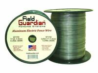 Field Guardian 17-guage Aluminum Wire, 1/2 Miles, New, Free Shipping