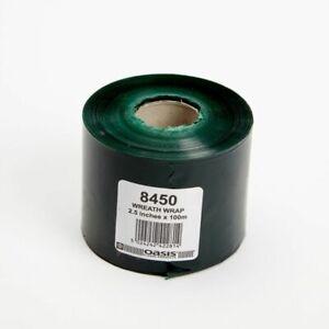 CORONA-Wrap-rotolo-100-METRI-larghezza-6-25cm-alta-qualita-Smithers-Oasis-floristica