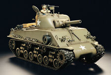56014 Tamiya 1/16 R/c US Army M4 Sherman Tank Full Option DMD MF Kit