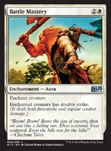 2x MTG: Battle Mastery White Uncommon Magic 2015 Magic Card
