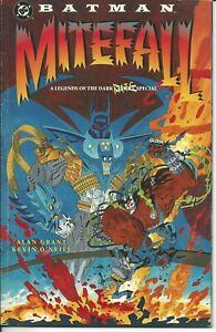 Intelligente Batman Mitefall - Dc 1995 ( Comics Usa ) Convient Aux Hommes Et Aux Femmes De Tous âGes En Toutes Saisons
