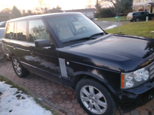 2008 Land Rover Range Rover HSE SUV, Crossover