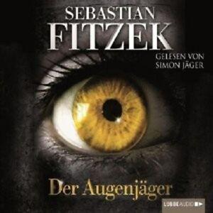 SEBASTIAN-FITZEK-034-DER-AUGENJAGER-034-4-CD-HORBUCH-NEW