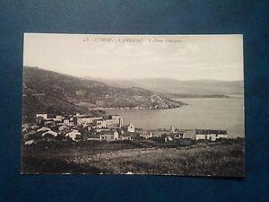 N184-Cpa-20-Corse-Cargese-Colonie-Grecque