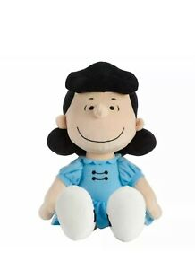 Peanuts Charlie Brown Lucy Stuffed Figure Plush Toy NWT
