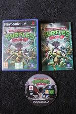 PS2 : TEENAGE MUTANT NINJA TURTLES : SMASH-UP - Completo, ITA ! Rissa Totale !