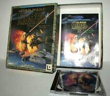 STAR WARS REBEL ASSAULT II THE HIDDEN EMPIRE USATO PCCDROM ITA BIG BOX VBC 44908