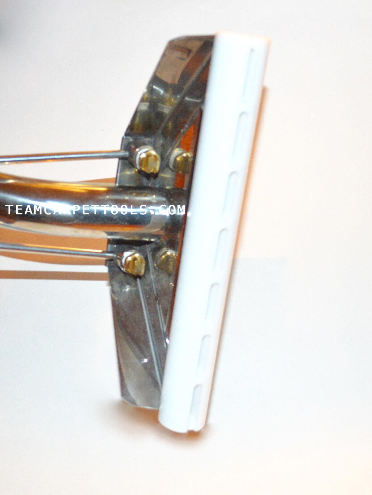 14inch Telfon Glide for CMP VT14 Green Horn Carpet Cleaning Wand Glide