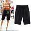 Plus-Size-Knee-Length-Pants-Women-Summer-Elastic-Waist-Lace-Up-Short-Pants thumbnail 7