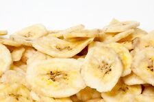 SweetGourmet Imported Sweetened Banana Chips (Dried Fruit) -2LB FREE SHIPPING!