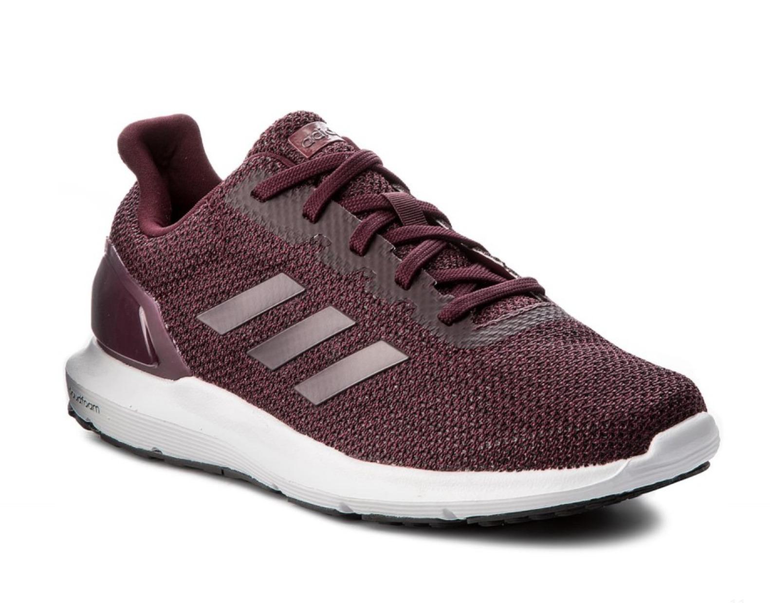 online store 72cc3 8383a Adidas cósmico 2 SL para mujer  3 Zapatos de entrenamiento DB1764 Rojo Rubí