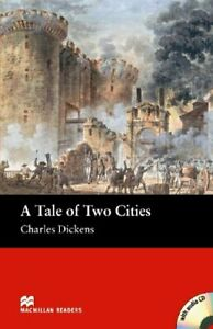 A Tale of Two Cities: Beginner (Macmillan Readers), Dickens, Charles, New Book