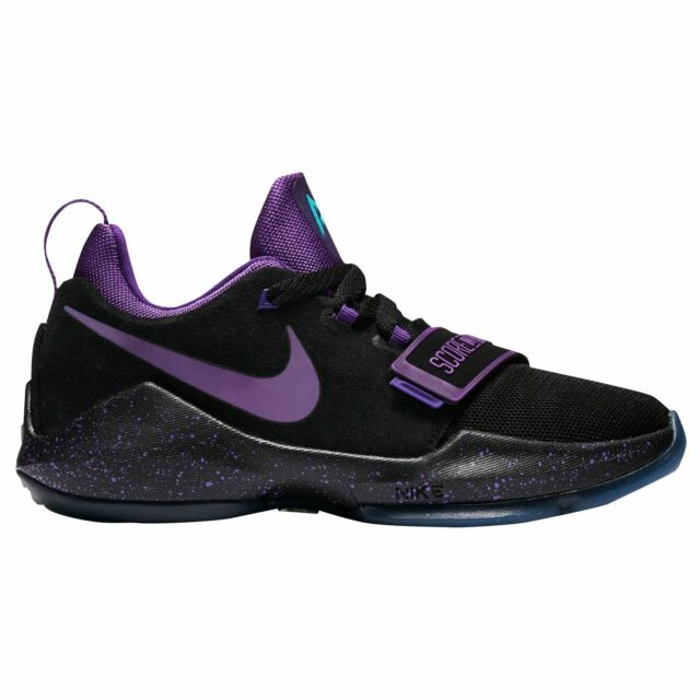 Nike PG 1 Grape Big Kids 880304-097
