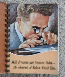 1952-BULOVA-CATALOG-OF-INTERCHANGEABLE-PARTS-CHRONOGRAPH-SELF-WINDING-WATCH-NRMT