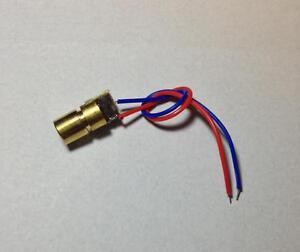 Laserdiode-Lasermodul-rot-5mW-650nm-Laser-Modul-3V-5V-Diode-6mm-NEU