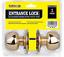 Porte Bouton Set UK boule ronde knobset passage Privacy entrée ponçage Lock Entry