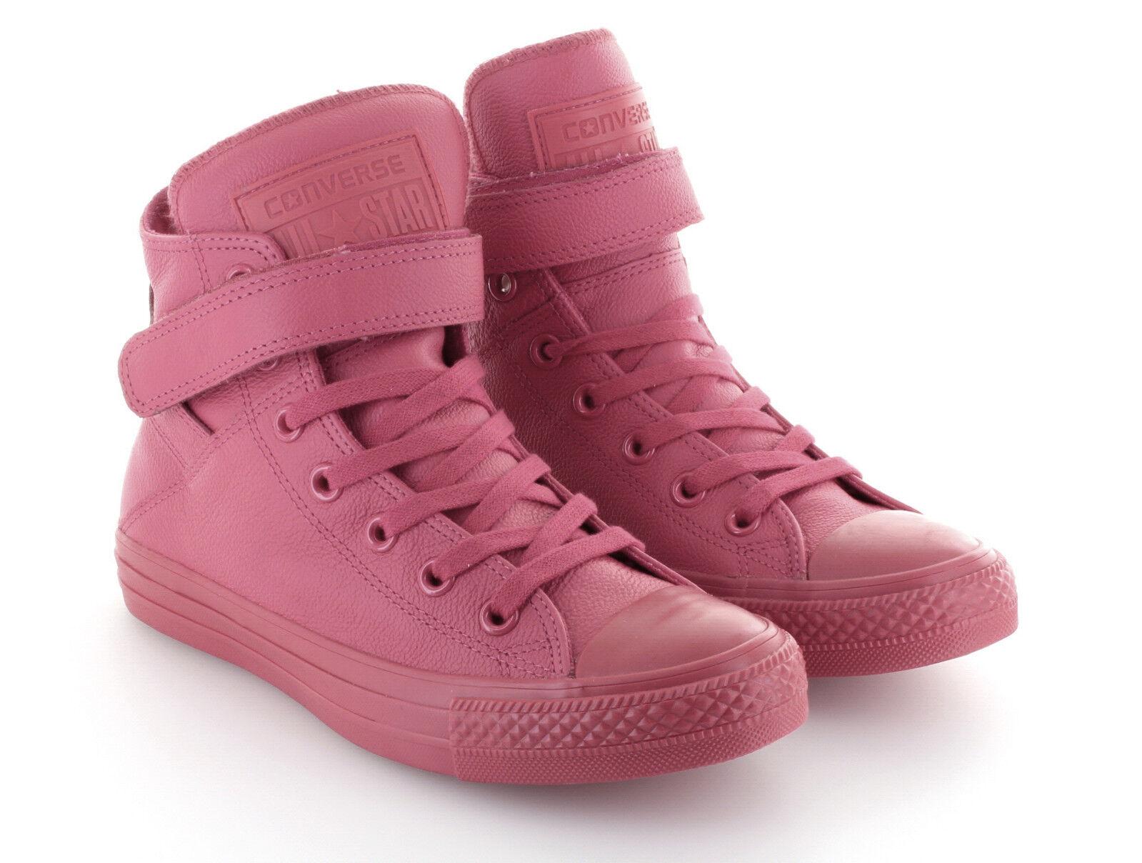 Zapatos promocionales para hombres y mujeres Converse CT AS Limited Edition Hi Brea Mono Leather Brake Light Gr. 37,5 / 38,5