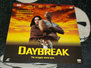 Daybreak NEW SEALED Laserdisc LD HBO Cuba Gooding Jr Moira Kelly Free Ship $30