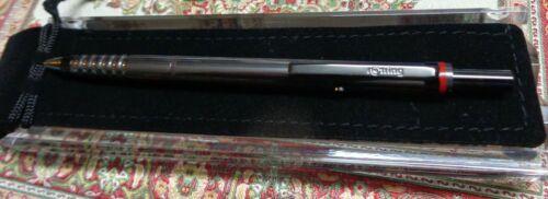 Rotring Esprit double push pencil 0.5 mm   anthrazit