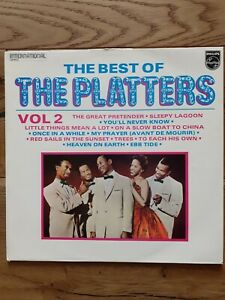 The-Platters-The-Best-Of-The-Platters-Volume-2-6336-219-Vinyl-LP-Compilation