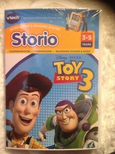 Vtech Storio Toy Story 3 Game Brand New In Sealed Pack | EBay