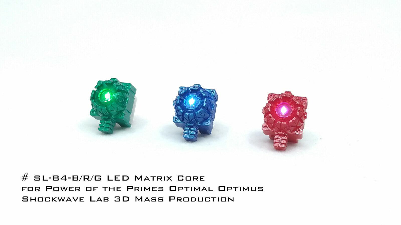 Led Upgrade Kit For Power Of The Primes POTP Leader Evolution Optimal Optimus