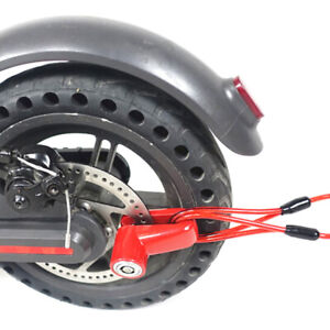 1PC-Anti-Theft-Disc-Brakes-Lock-with-Steel-Wire-for-M365-Pro-Electric-Scoo-J7