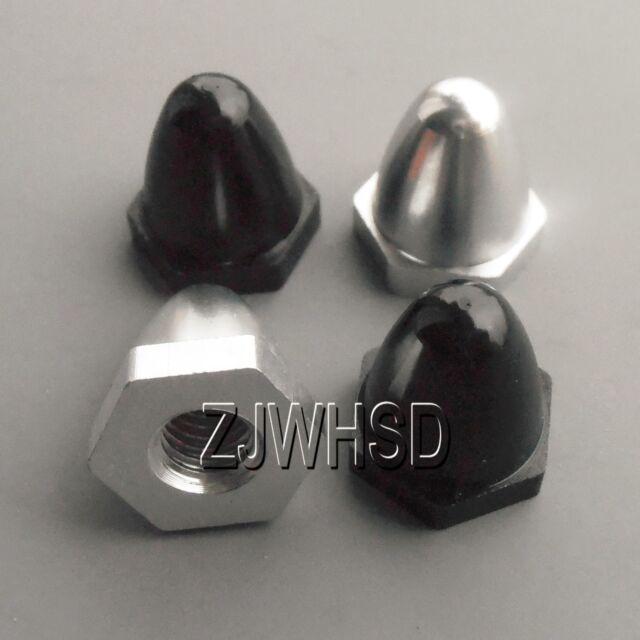 2 Pcs Emax MT2212 MT2213 M6 Motor Propeller Cap Nut Adapter CCW /& Plus Thread