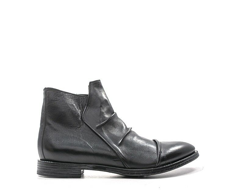 Schuhe PAWELK'S Mann Mann PAWELK'S NERO Naturleder 18306-NE 071319