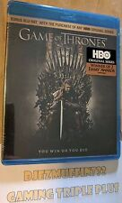 GAME OF THRONES BLU-RAY BONUS DISC (EPISODE ONE (1): WINTER IS COMING)