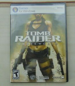 New Tomb Raider: Underworld PC 2008 Rated T