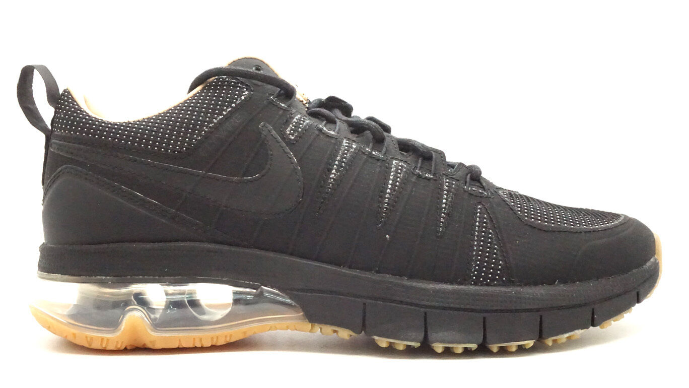 Size 9 Nike Men Air Max TR180 AMP shoes 723973 002 Black Brown
