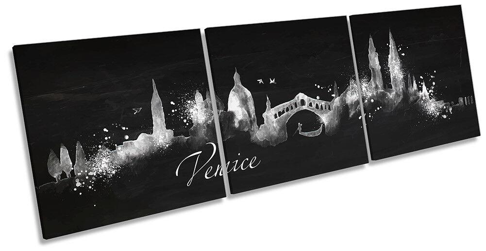 VENEZIA astratto astratto astratto SKYLINE ART. a Muro Immagine Stampa Triplo 04db79