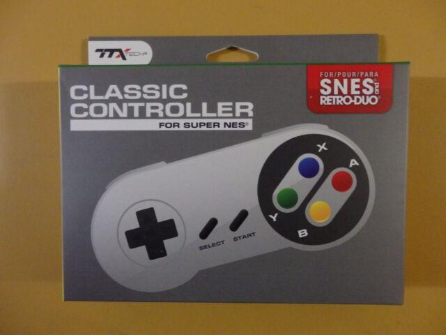 SNES Controller Super Nintendo TTX Brand
